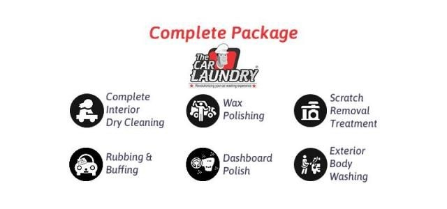 Complete(Interior and Exterior) Car Care Detailing - Car Laundry Auto Services OPC Pvt. Ltd.