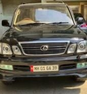 Toyota Land Cruiser LC200 VX 2002