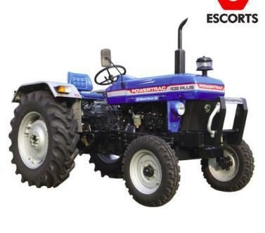 Escorts POWERTRAC 439-PLUS 41HP 2019
