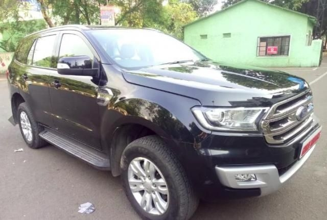 Ford Endeavour Trend 2.2 4x2 AT 2016