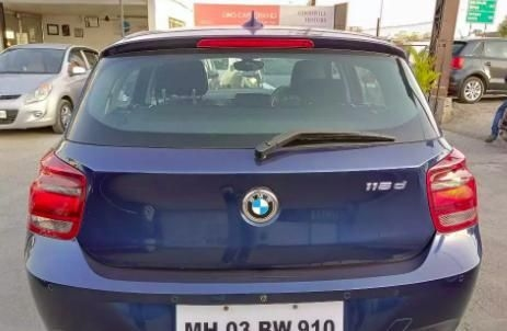 BMW 1 Series 118D HATCHBACK 2015