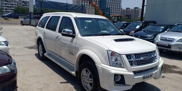 Isuzu MU7 HIGH BS IV 2015