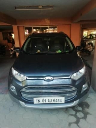 Ford EcoSport TITANIUM 1.5L TI-VCT AT 2013