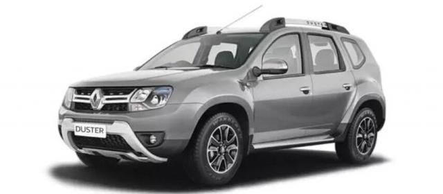 Renault Duster 110 PS RXS 4X2 AMT Diesel 2019