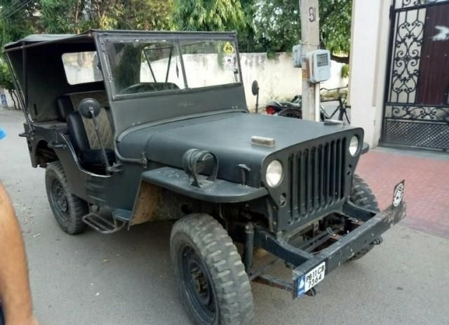 Ford Jeep . 1944