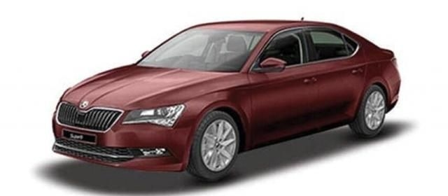 Skoda Superb Sportline TSI AT 2019