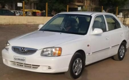 Hyundai Accent CNG 2012