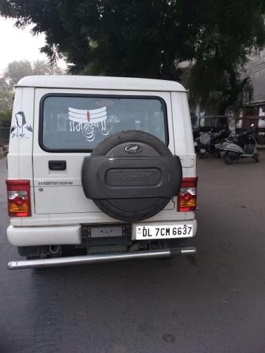 Mahindra Bolero Power Plus SLE 2017