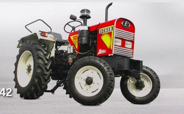 Eicher 242 Agriculture 25HP 2019
