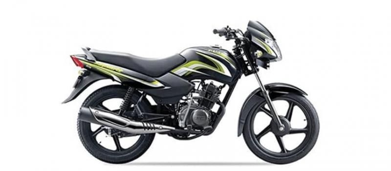TVS Sport Electric Start SBT 2019