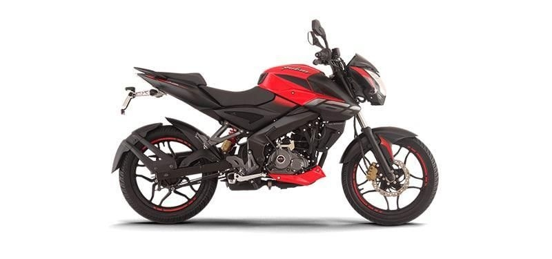Bajaj Pulsar NS160 Rear Disc 2019