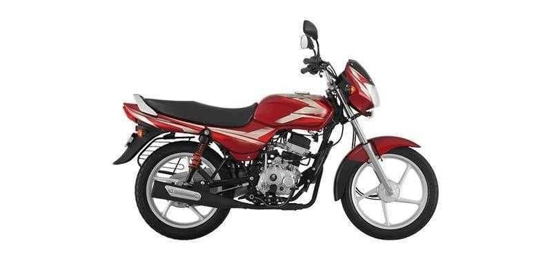 Bajaj CT 100 Spoke 2019