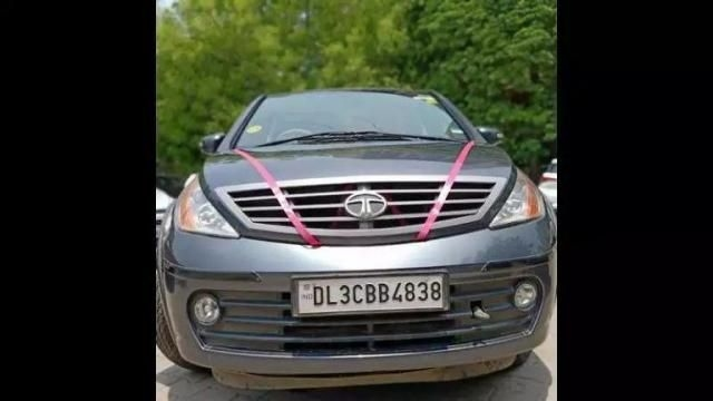Tata Aria PLEASURE 4X2 2012