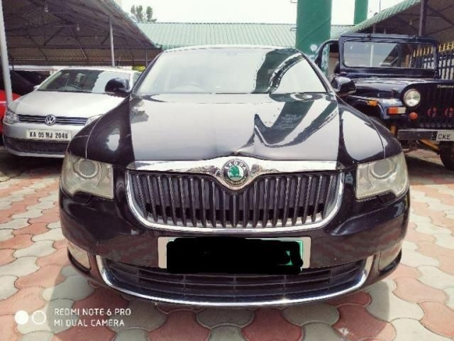 SKODA SUPERB Elegance 1.8 TSI AT 2009