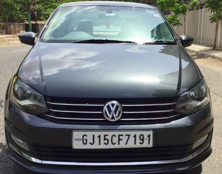 Volkswagen Vento 1.5 TDI Highline AT 2016