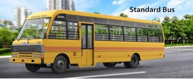 Sml Isuzu School Bus 41 SEATER 2020