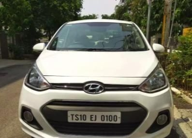 Hyundai Xcent SX AT 1.2 OPT 2016
