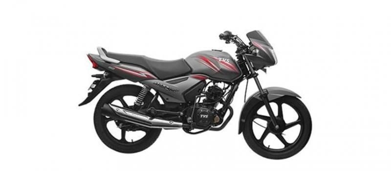 TVS Star City Plus Electric Start MAG SBT 2019