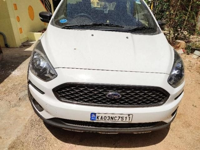 Ford Freestyle Titanium 1.2 Ti-VCT 2018