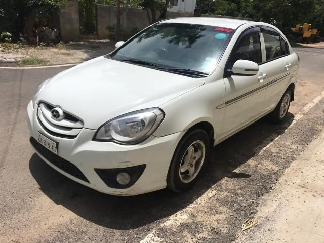Hyundai Verna TRANSFORM 1.6 VTVT 2011