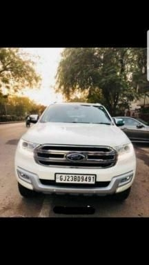 Ford Endeavour Titanium 3.2 4x4 AT 2016