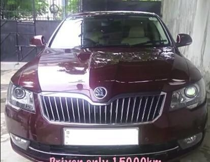 SKODA SUPERB Elegance 1.8 TSI MT 2016