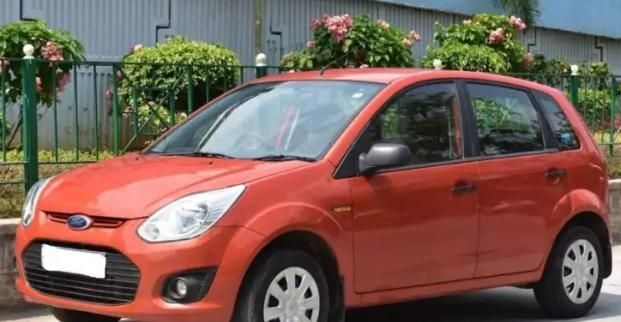 Ford Figo EXI DURATEC 1.2 2014