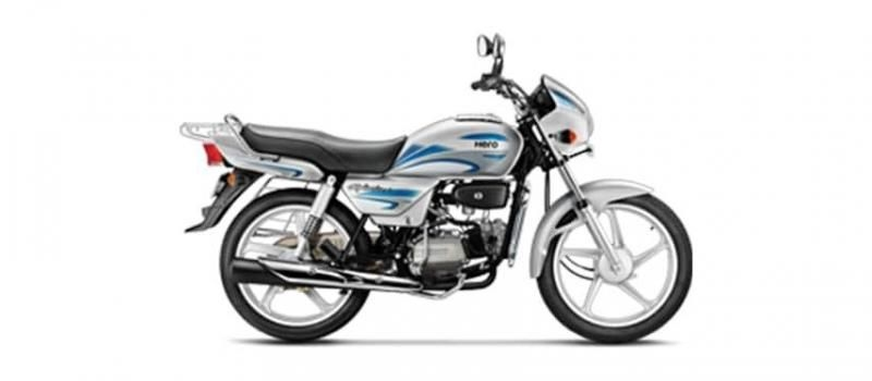 Hero Splendor Plus Kick Alloy 100cc IBS 2019