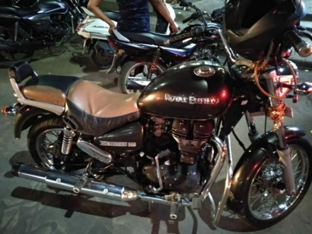 103 Used Royal Enfield Motorcycle/bikes in Ahmedabad, Second