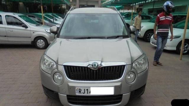 Used Skoda Yeti Car Price in India, Second Hand Car