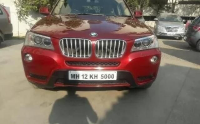 BMW X3 xDrive 20d Luxury Line 2013