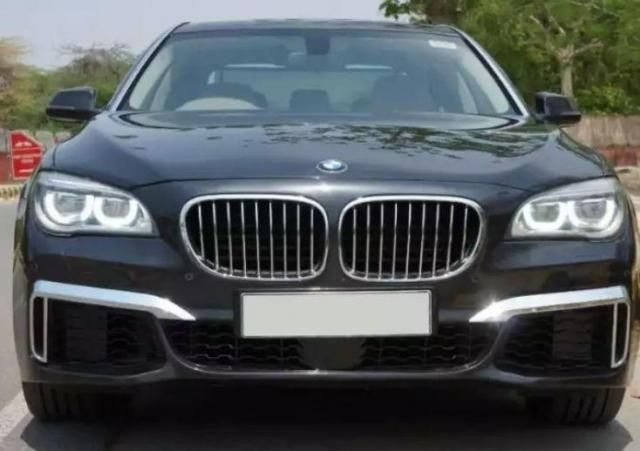 BMW 7 Series 730Ld Prestige 2014