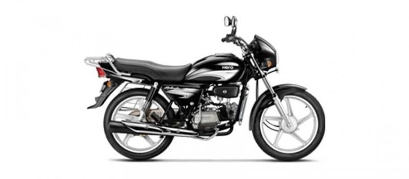 Hero Splendor Plus Self Alloy 100cc IBS 2020