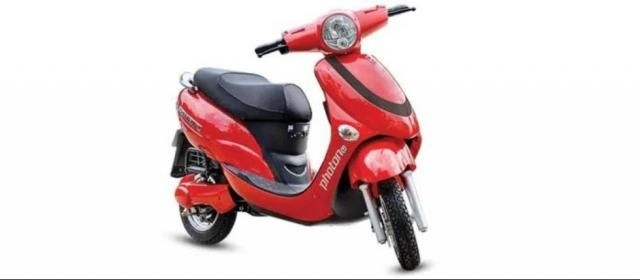 Hero Electric Photon High Speed 72V 2019