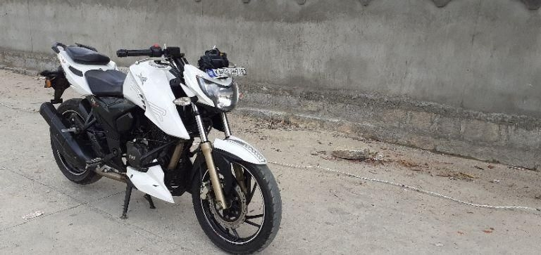 TVS Apache Rtr Bike for Sale in Bangalore- (Id: 1417942192) - Droom