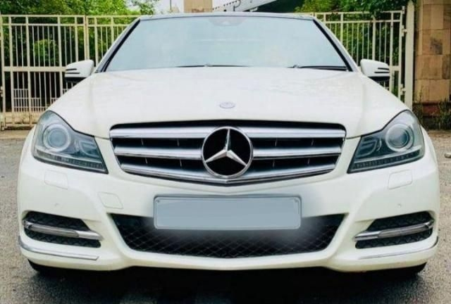 Mercedes-Benz C-Class 200 BlueEfficiency 2014