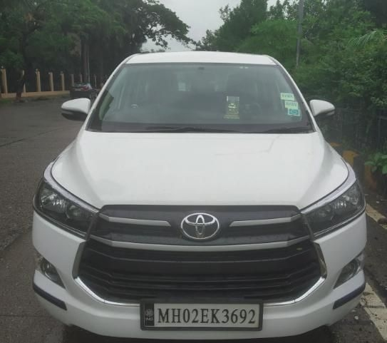 Toyota Innova Crysta 2.7 GX AT 8 STR 2016