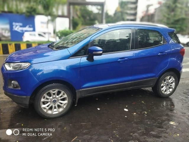 Ford Ecosport 1.5 Ti VCT AT Titanium 2013
