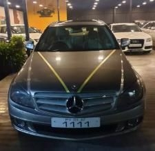 Mercedes-Benz C-Class 220 CDI Elegance AT 2008