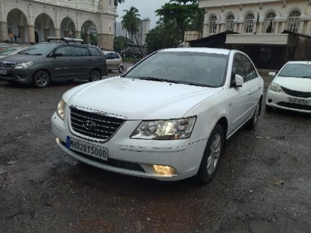 Hyundai Sonata Transform 2.4 VTVT 2010