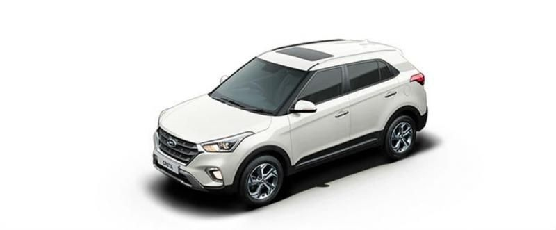 Hyundai Creta SX 1.6 (O) Executive CRDi 2019