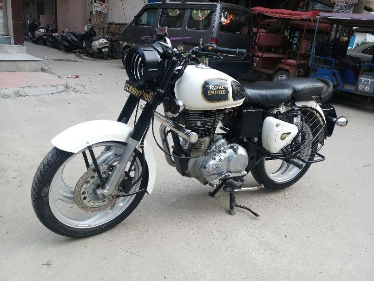 Royal Enfield Classic Bike for Sale in Delhi- (Id: 1417985052) - Droom