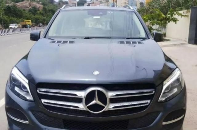 Mercedes-Benz GLC 220 d 2017