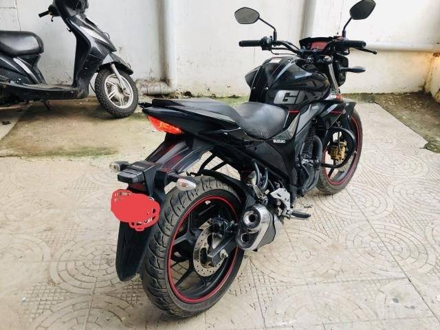 Suzuki Gixxer 150cc SP Rear Disc 2017