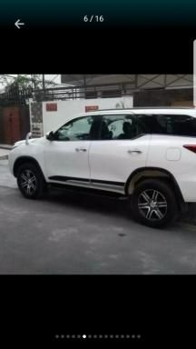 112 Used Toyota Fortuner in Jaipur, Second Hand Fortuner