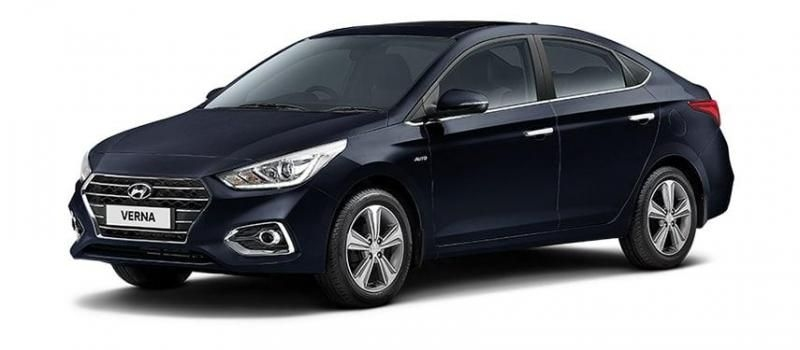 Hyundai Verna SX Plus 1.6 VTVT AT 2019