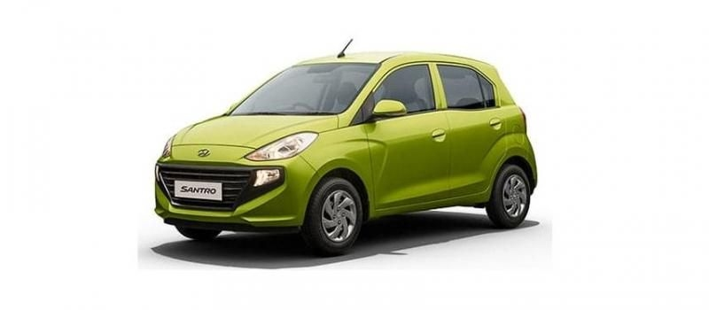 Hyundai Santro Era Executive 2019