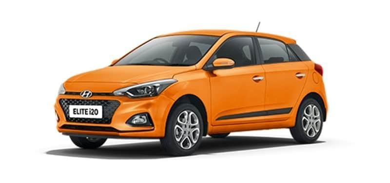 Hyundai Elite i20 Asta (O) 1.2 AT 2019
