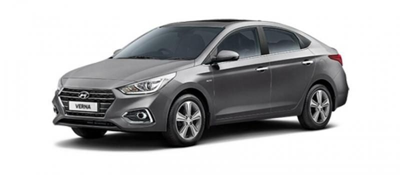 Hyundai Verna 1.6 CRDI SX Plus AT 2019