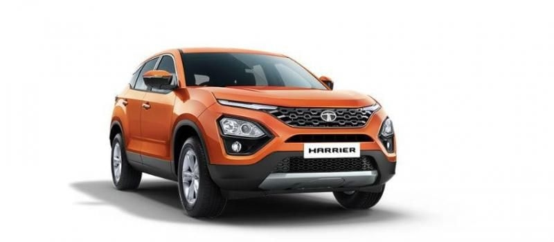 Tata Harrier XM 2019